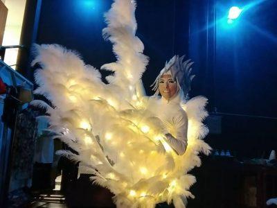 ANGELES PLUMA